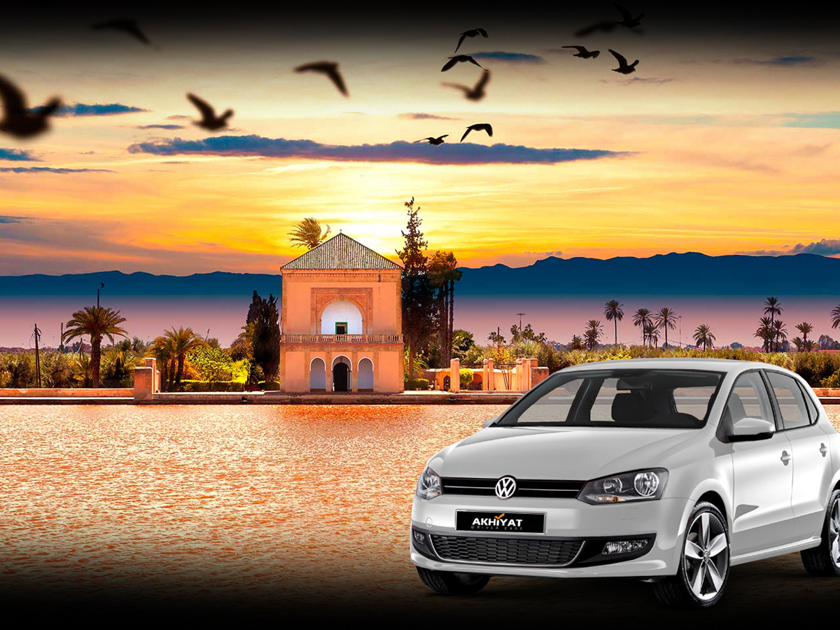 Rent car marrakech now and pay later !