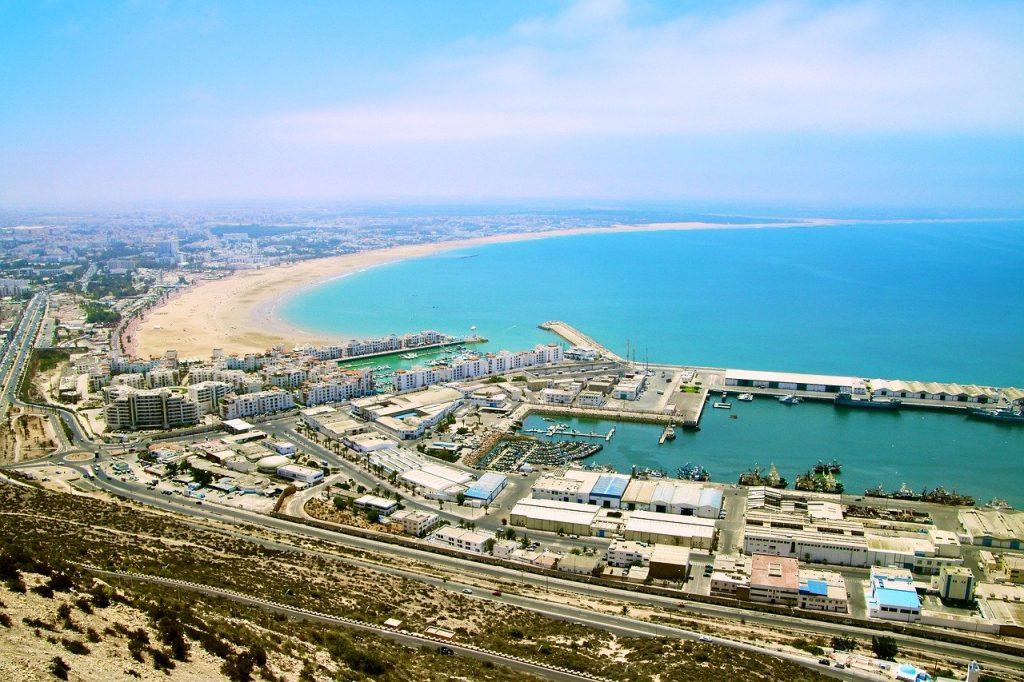 Location de voiture à Agadir