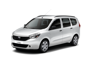 Dacia Lodgy break 7 places