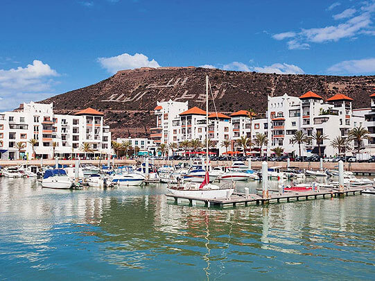 Agadir, between rich culture and unusual places