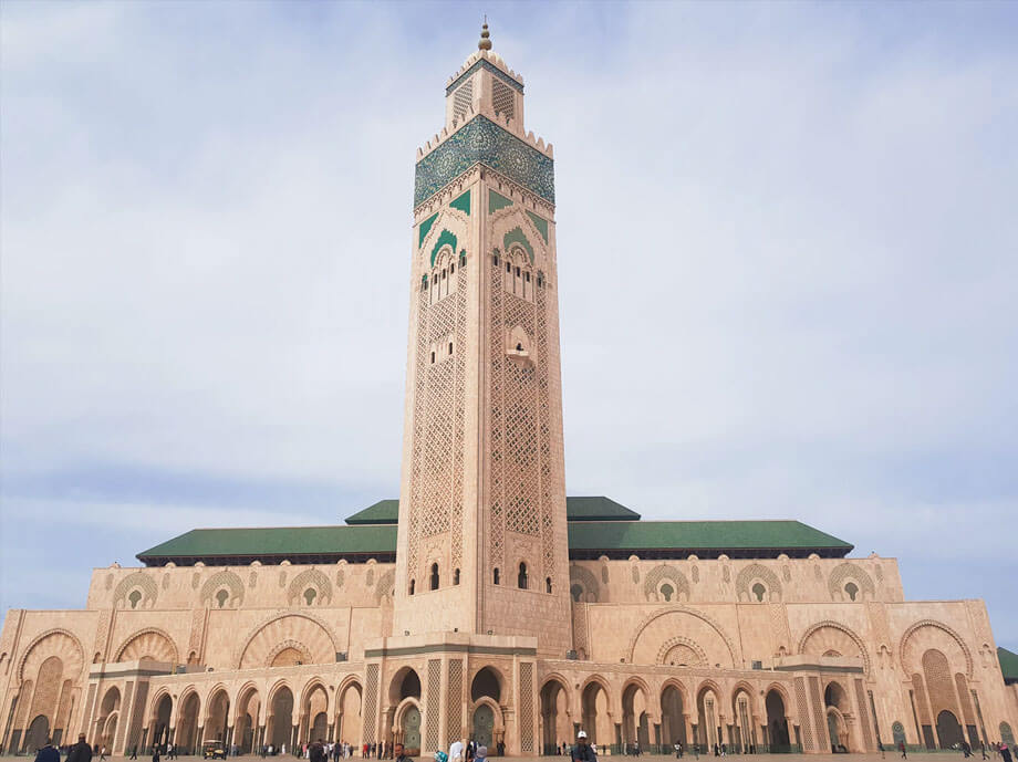 Casablanca, a Moroccan city with it's own character