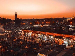 Location de voiture à Marrakech