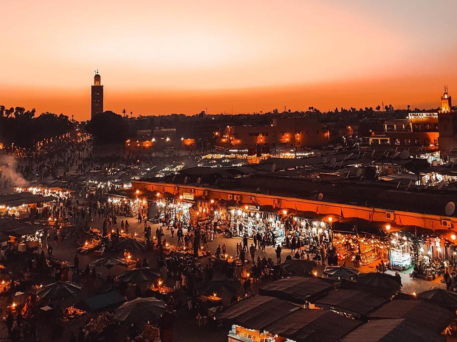 Location de voiture 7 places marrakech